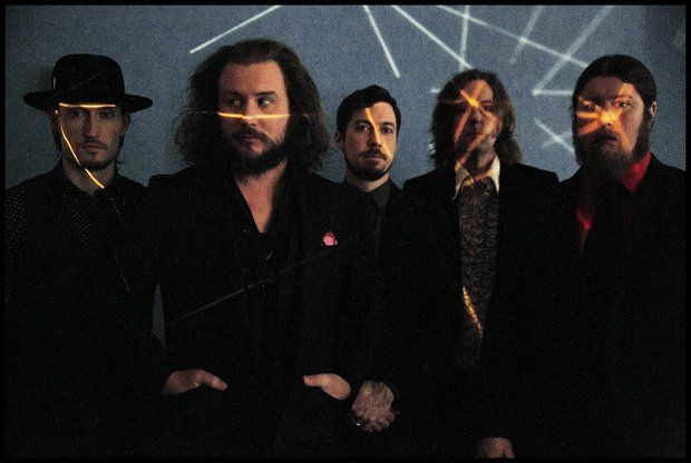 My Morning Jacket at BJCC Concert Hall 8/10/2015