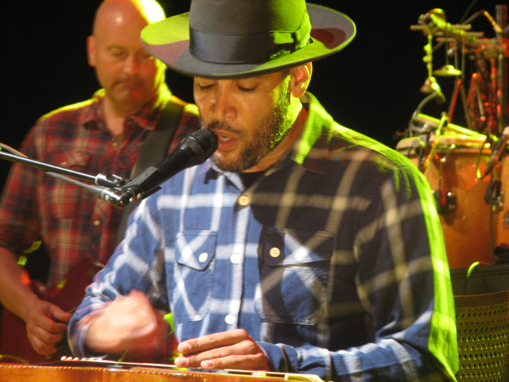 Ben Harper and The Innocent Criminals at The Greek Theatre