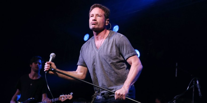 David Duchovny Hell or Highwater Tour